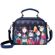 Cartoon Printing Crossbody Bags Handbags