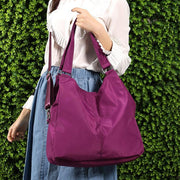 Pierrebuy _ Hobo Waterproof Shoulder Tote Bag_designer bags