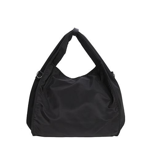 Large Capacity Women Shoulder Bags Ladies Nylon Travel Leisure Tote Waterproof Handbags 112658 - Pierrebuy