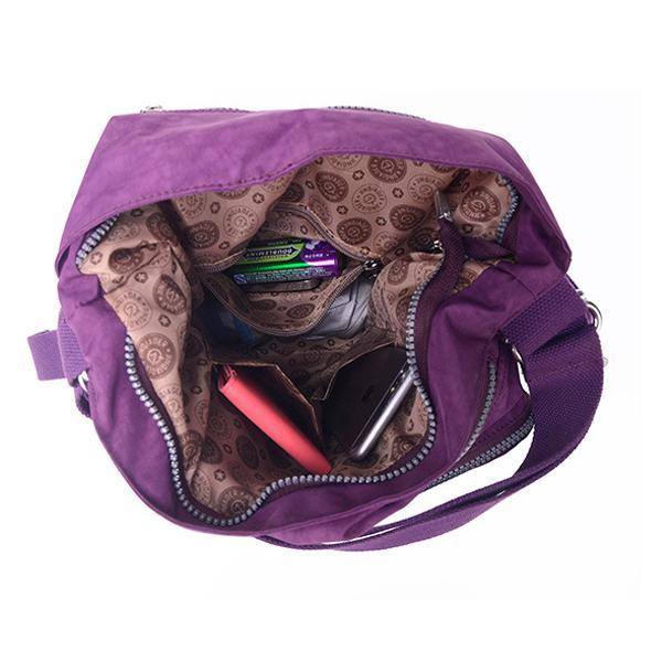 Waterproof Multi-function Shoulder Bag
