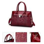Pierrebuy _ Fashion Lock Coin Purses Casual Tote Handbags_designer bags