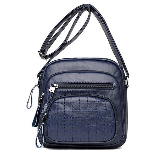 Multi-Pocket Crossbody Purse Bag