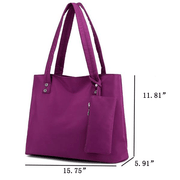 Pierrebuy _ Female Waterproof Shoulder Bag_designer bags