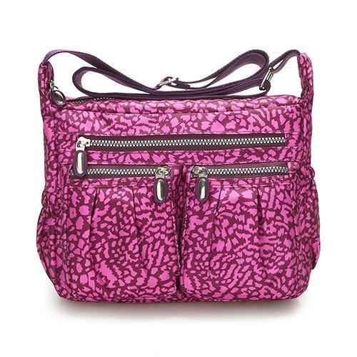 Nylon Women's Crossbody Bag