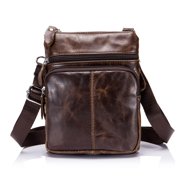 Pierrebuy _ Leather Business Messenger Bag_designer bags