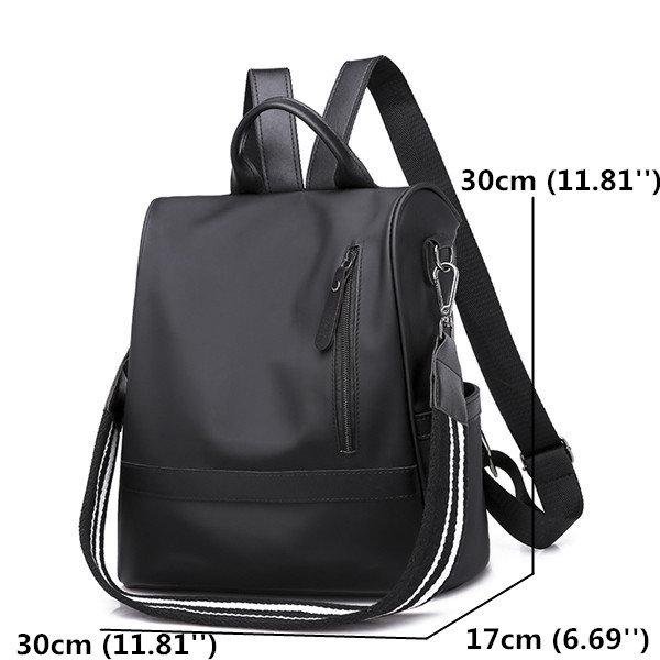 Waterproof Women Anti-theft Travel Backpack