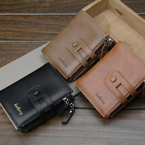 Men Vintage Casual Wallet