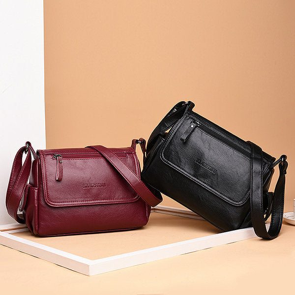 Women Soft Crossbody Shoulder Bags(buy two get one 35% off)