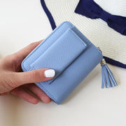 RFID Anti-theft Tassel Purse