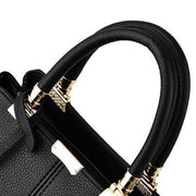 Metal Decor Shoulder Crossbody Messenger Bag(Buy 2 get -10% by code:BUY2)