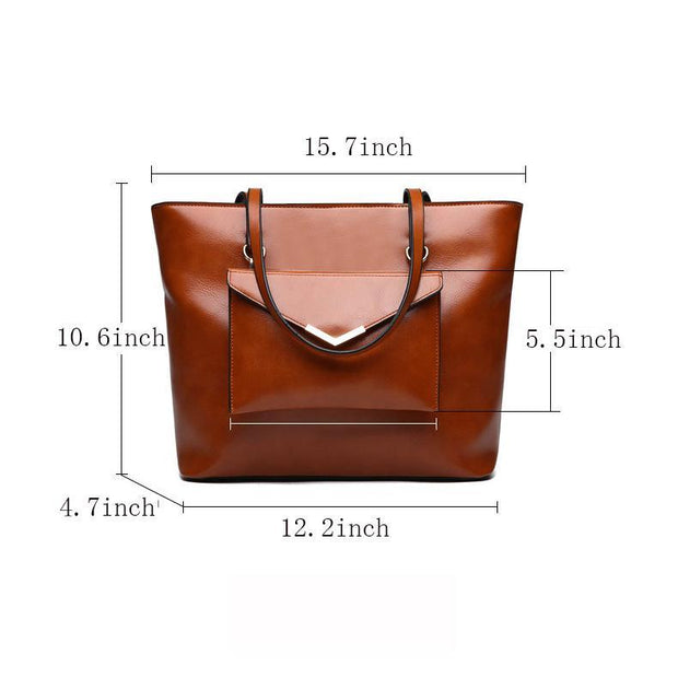 Pierrebuy _ 2 Pcs Women Shoulder Bags_designer bags