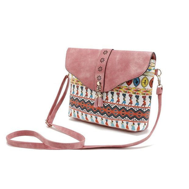 Pierrebuy _ Fashion Printing Women Crossbody Bags Messenger Small Floral High Quality Shoulder Bags For Women  115139_designer bags