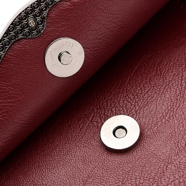 Pierrebuy _ Fashion Women PU Leather Shoulder Bag_designer bags