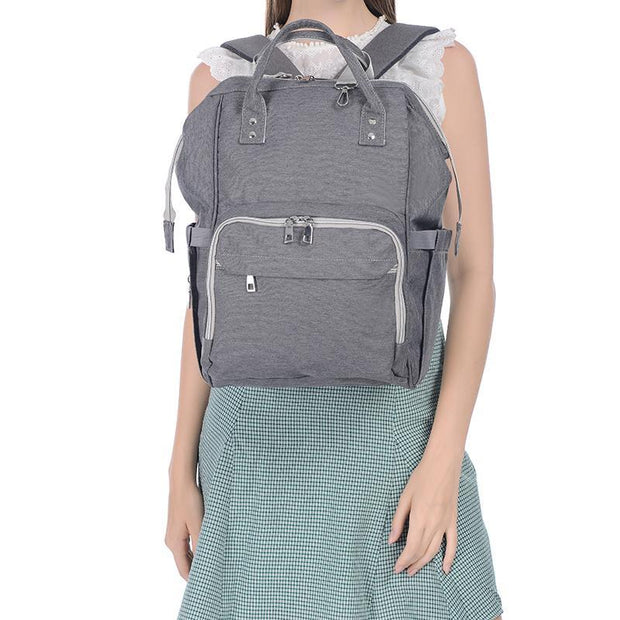Large Capacity Waterproof Mummy Backpack