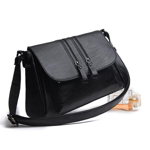 Ladies Flap  Shoulder  Bag