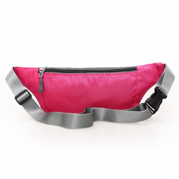 Pierrebuy _ Fashion Solid Simple Women Bum Bags Quality Waterproof Nylon Waist Bags 116105_designer bags