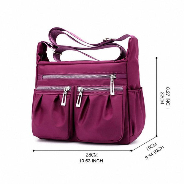 Large Capacity Women Waterproof Shoulder Bags