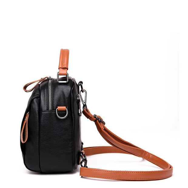Pierrebuy _ Fashion Multifunction Women Zipper Backpack_designer bags