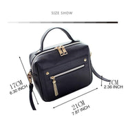 Pierrebuy _ Fashion Tassel Women Zipper Handbags_designer bags