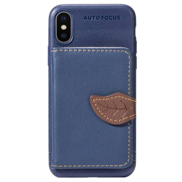 Multifunction Wallet with TPU Phone Case