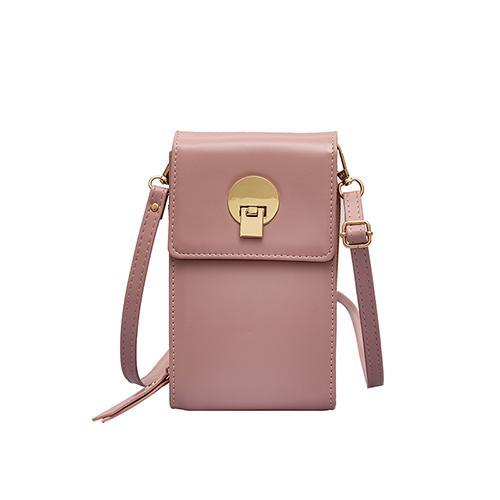 Women Leather Phone Bag Shoulder Bags