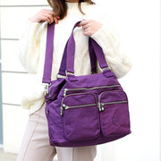 Large Capacity Women Waterproof Pockets Handbags