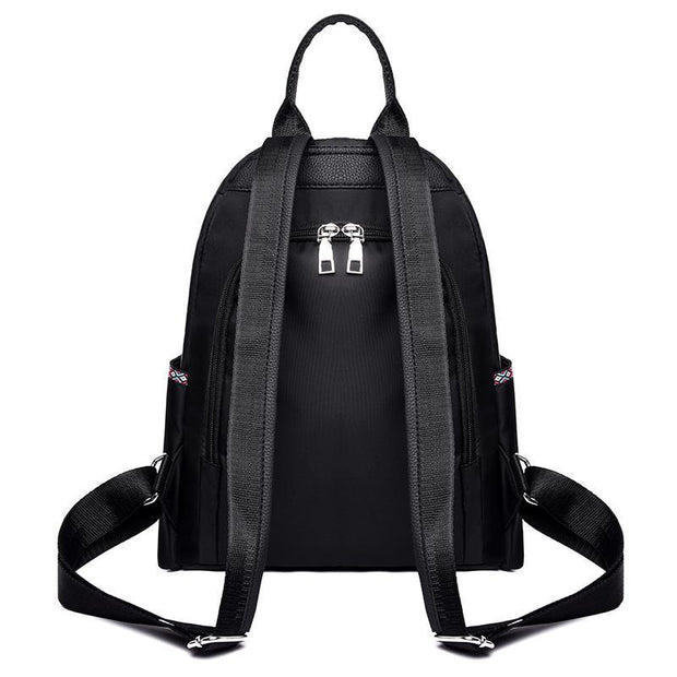Waterproof Anti-theft Backpack with Headphone Plug