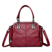 Retro Soft Daily Top-Handle Bag