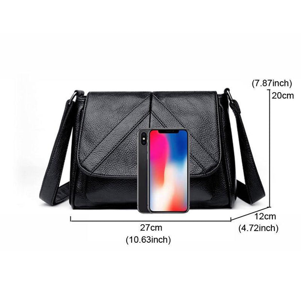 Women Daily Flap Messenger Bag