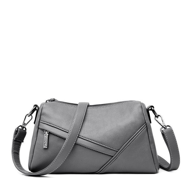 Ladies Lightweight Classic Shoulder Bag