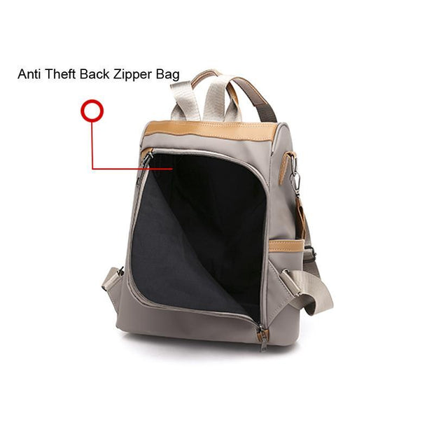 Women Multifunction Anti Theft Travel Backpack(Buy 2 get -10% by code:BUY2)