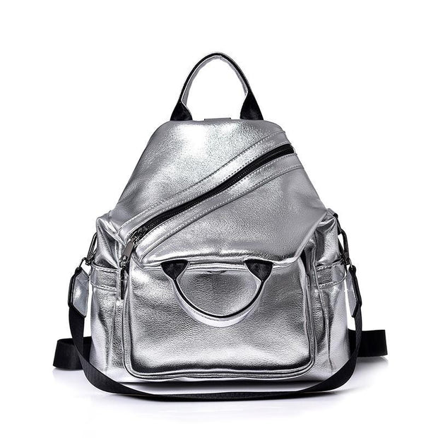 Women Multifunction Bright Color Backpack