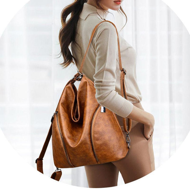 Multifunction Women Large Capacity Shoulder Bags
