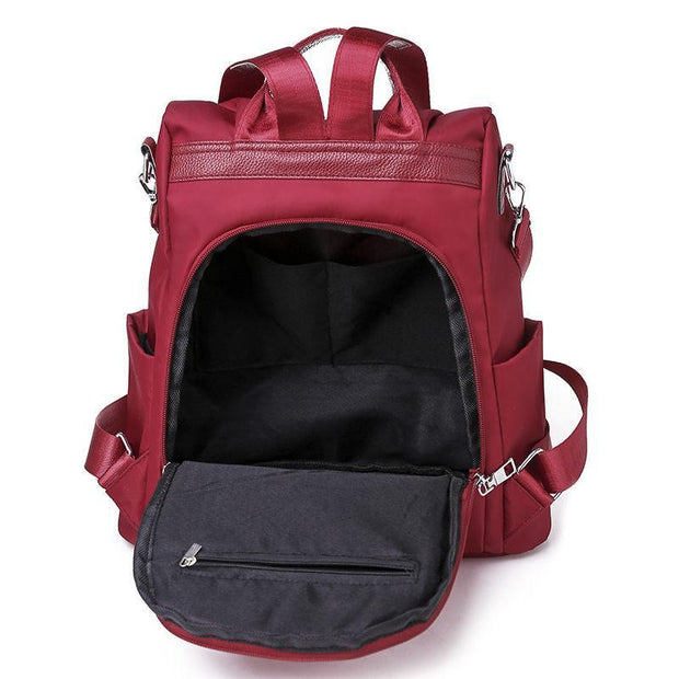 Women Oxford Fashion Waterproof Backpack