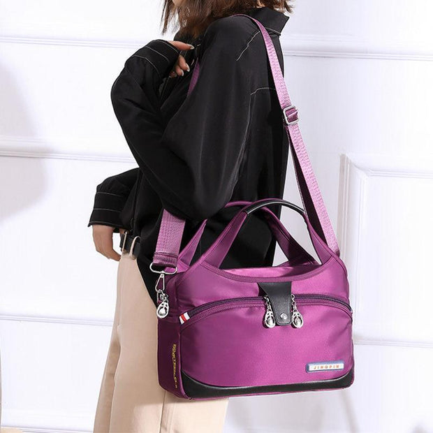 Waterproof Large Capacity Shoulder Handbag( checkout & enter WB10 to enjoy 10% off)