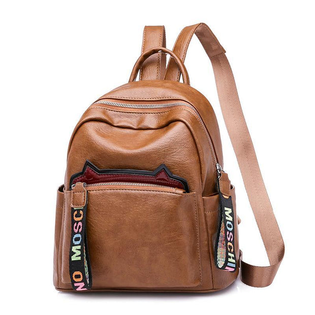 Casual Cute Daily School Travel Backpack
