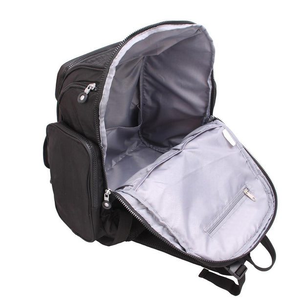 Multi-pocket Large Capacity Mummy Bag Travel Backpack