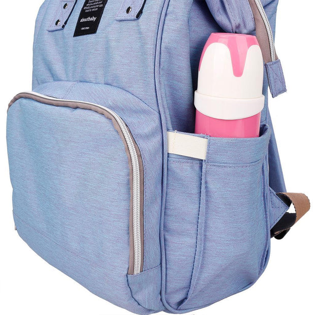 Waterproof Large Capacity Mummy Bag Backpack