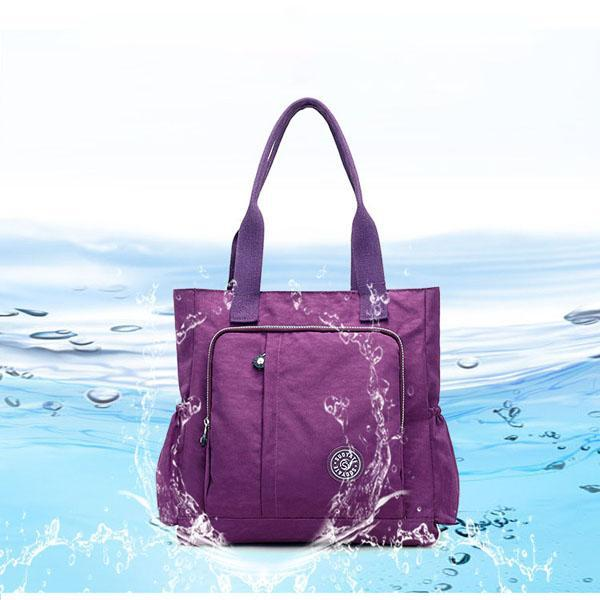 Waterproof Large Capacity Printing Tote