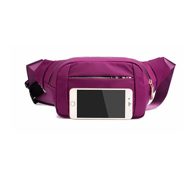 Oxford Large Capacity Outdoor Travel Waist Pack