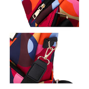 Printing Design Anti-theft Backpack