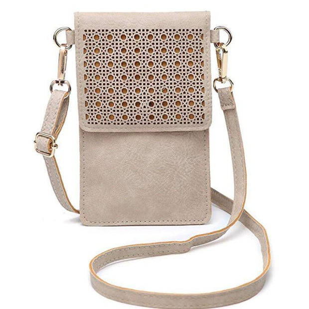 Cell Phone Crossbody Bag Smartphone Wallet