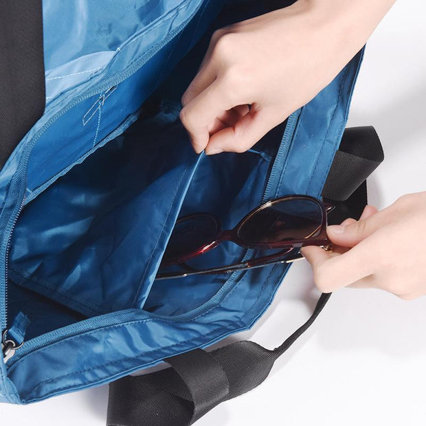Foldable Storage Lightweight Large Capacity Tote