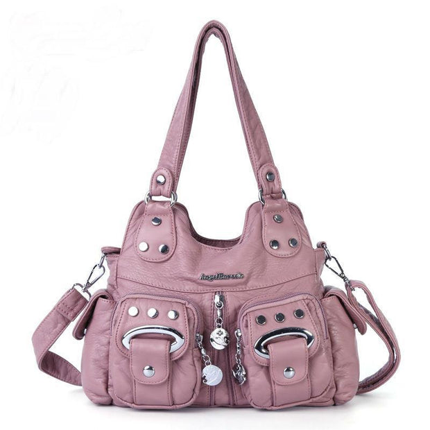 Women Purse Top Handle Satchel Handbag Shoulder Bag