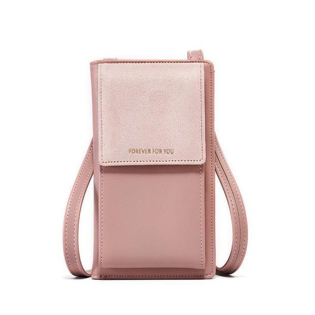 Multifunctional Crossbody Phone Bag