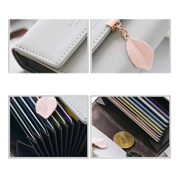 Women's  Mini Compact Card Wallet(Any 2 get 10% off by code: BUY2)