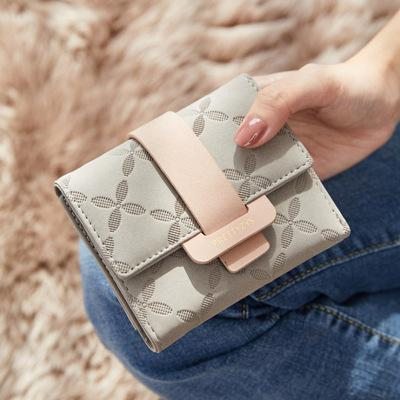 Korean Version Short Paragraph Wallet(Any 2 get 10% off by code: BUY2)
