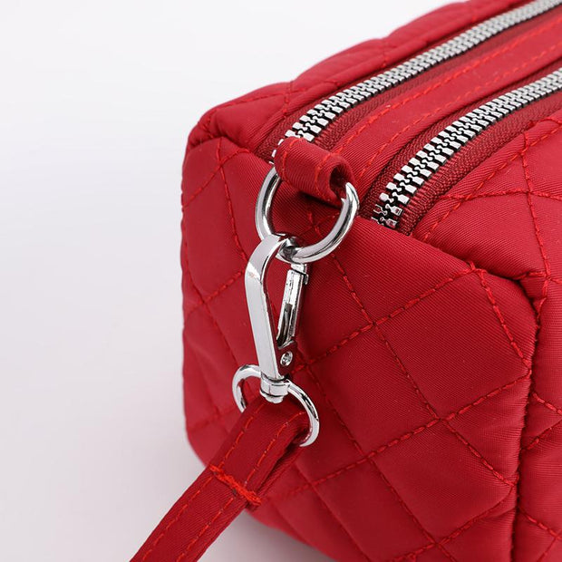 Women Waterproof Nylon Shoulder Messenger Bag
