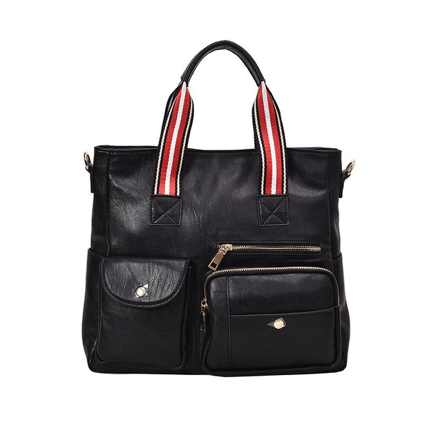 Wholesale Promotional PU Fashion Handbag Bag(Any 2 get 10% off by code: BUY2)