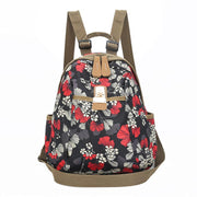 Fashion Printed Waterproof Backpack